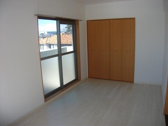 サザンハウスNANREI 306号室の収納