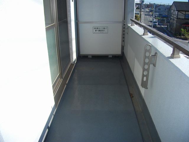 サザンハウスNANREI 306号室のバルコニー