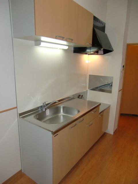エクシード田町 606号室のキッチン