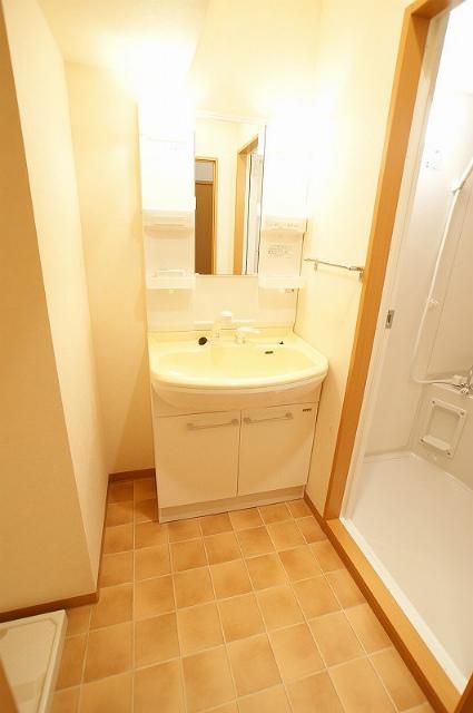 エクシード田町 606号室の洗面所