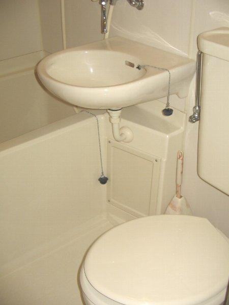 ライオンズマンション川崎第14 406号室の風呂
