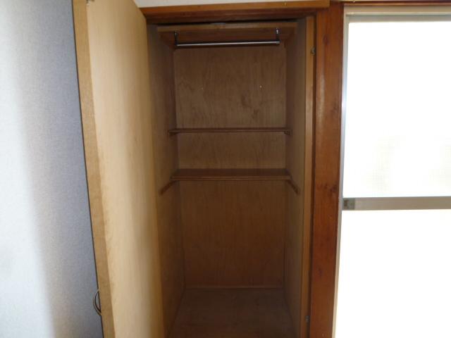 第一荒中荘 2D号室の設備