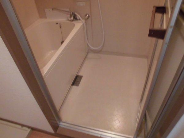荒中マンション 403号室の風呂