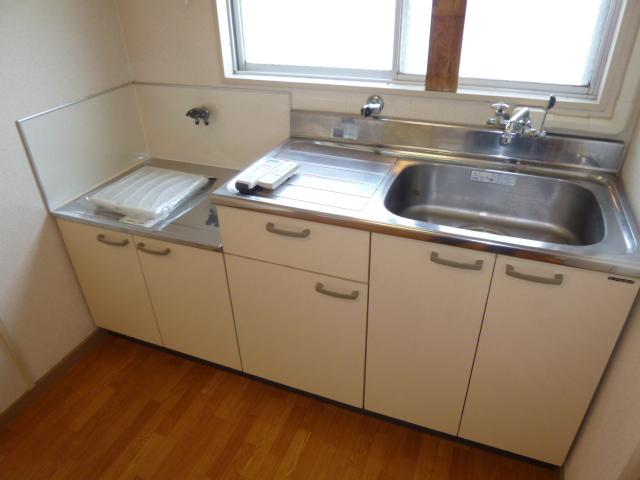 ヴィラ・ノバク 402号室のキッチン
