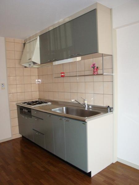 第2高杉マンション 103号室のキッチン