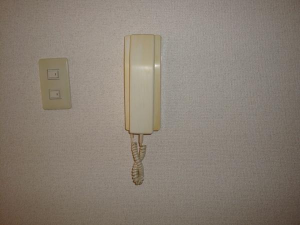 第2高杉マンション 103号室のセキュリティ
