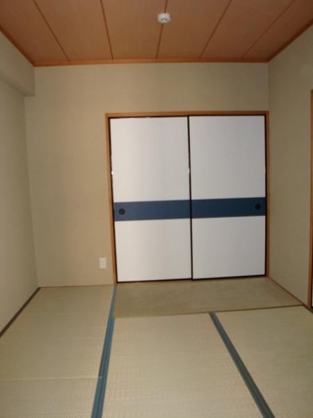 第2高杉マンション 103号室のリビング