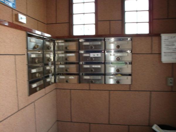 第2高杉マンション 103号室のエントランス
