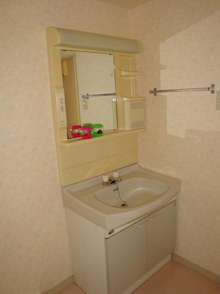 第2高杉マンション 103号室の洗面所