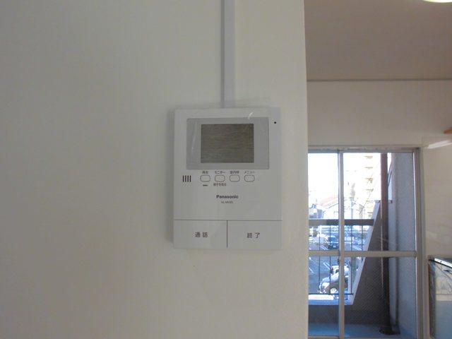 第2松田ビル 301号室のセキュリティ