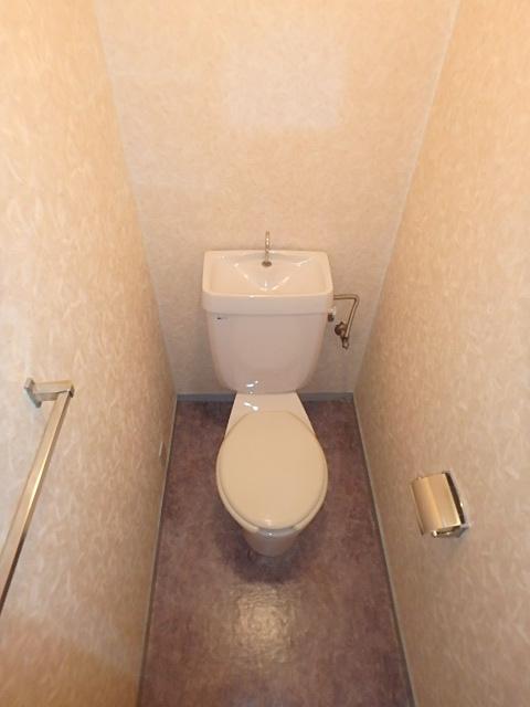 サンメゾン八熊 802号室のトイレ