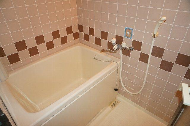篠原橋マンション 6A号室の風呂