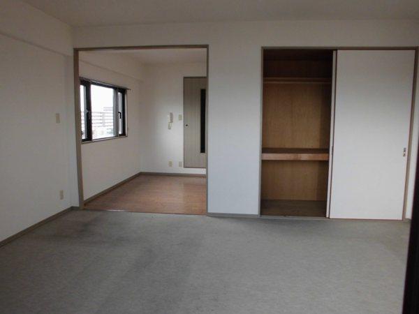 セジューネトーシ 4A号室のリビング