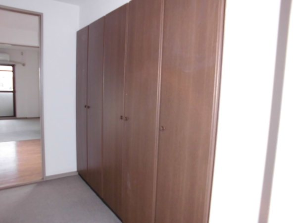 セジューネトーシ 4A号室の収納