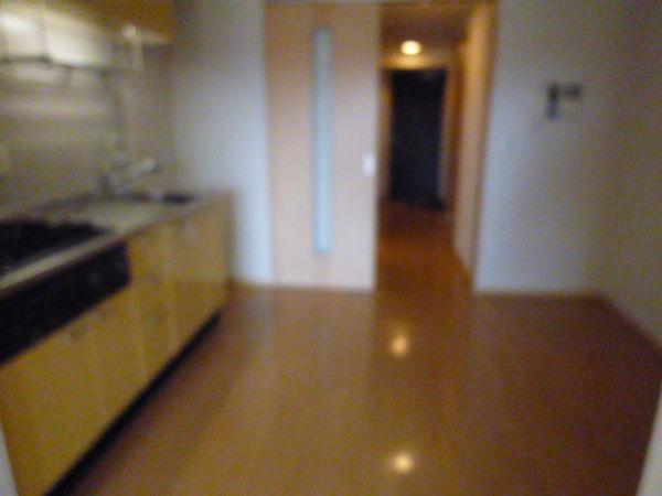 クリエイトハウス荒子 401号室のキッチン
