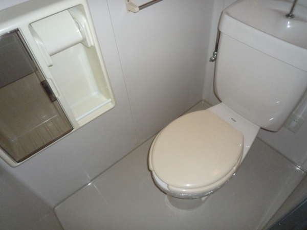 グランドヒルズ昭明町 401号室のトイレ