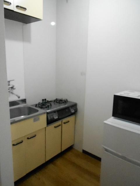 シルフィード 104号室のキッチン