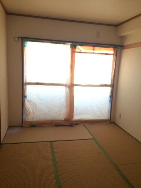 三鈴シティ 503号室のベッドルーム