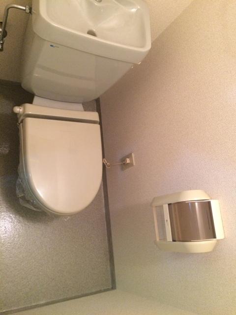 三鈴シティ 503号室のトイレ