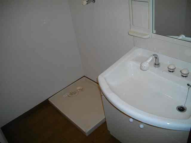 エクセルⅡの洗面所