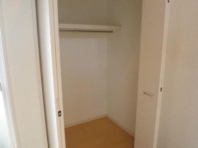 Olive 105号室の収納