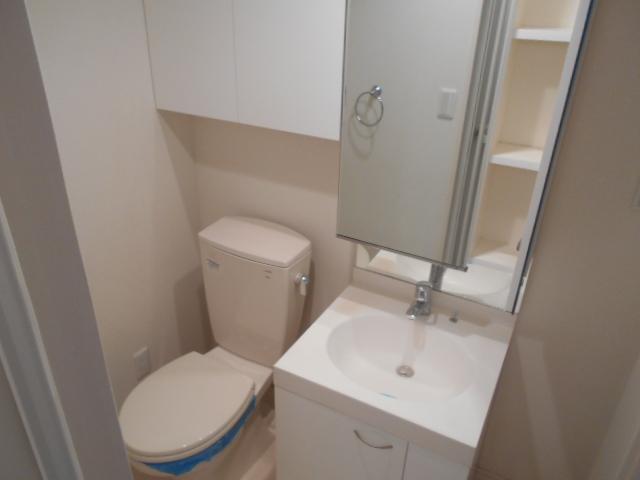 フルハウス六番町 101号室の洗面所