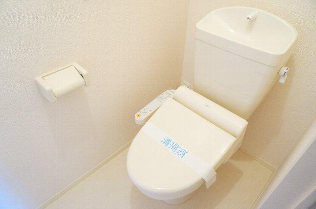 グランディールJ 102号室のトイレ
