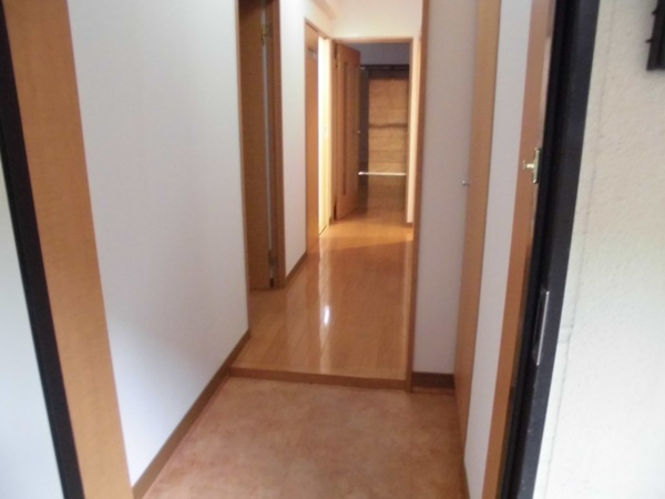 La Zona rosa 106号室の玄関