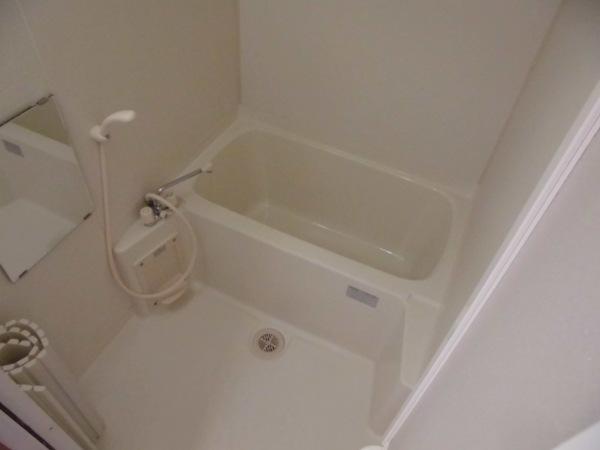 La Zona rosa 106号室の風呂