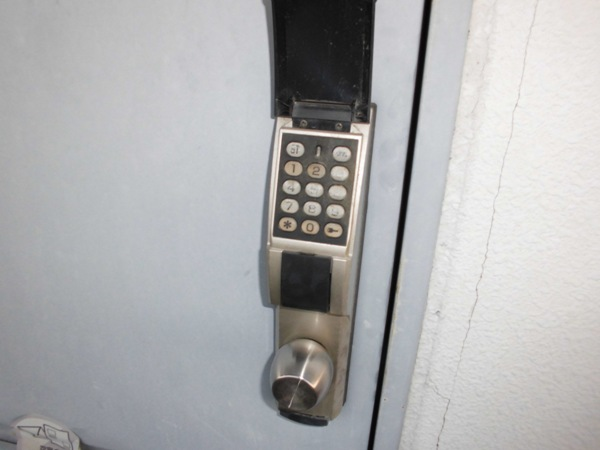 イヌカイビル 503号室のセキュリティ
