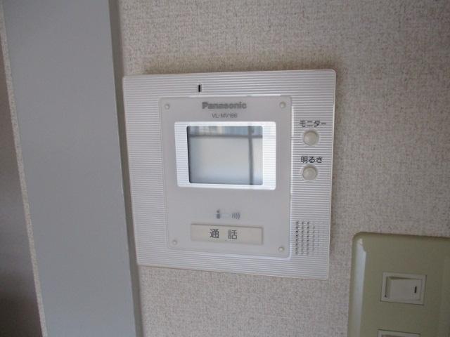 カトウハイツ 203号室のセキュリティ
