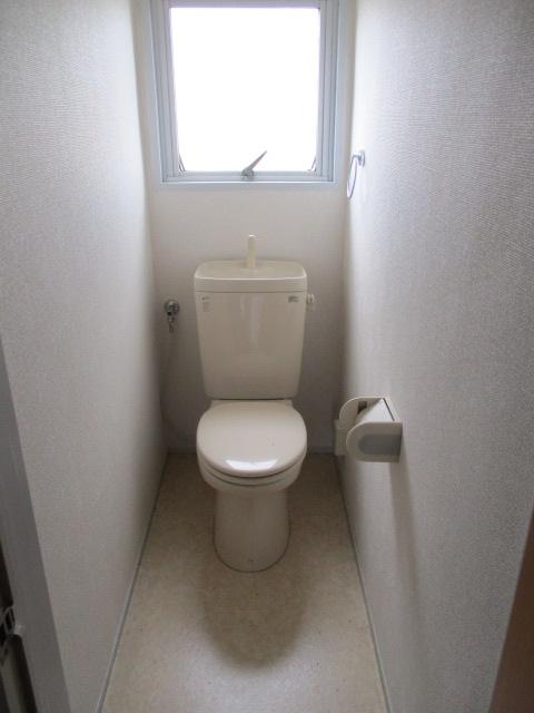 カトウハイツ 203号室のトイレ