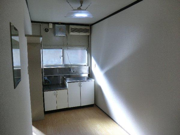 大森荘 103号室のリビング