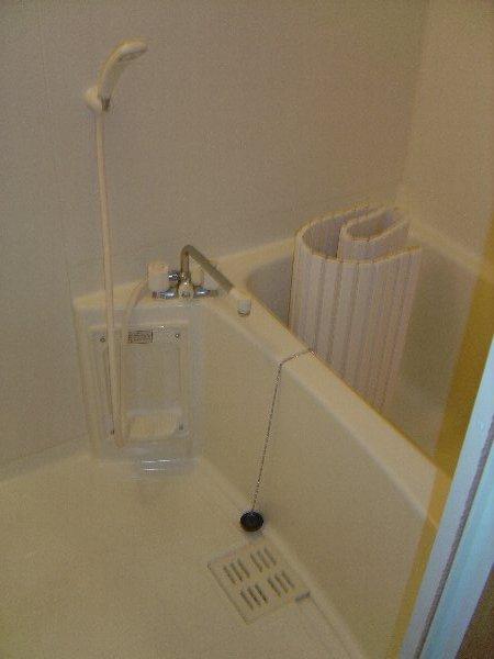セントラルアベニュー 202号室の風呂
