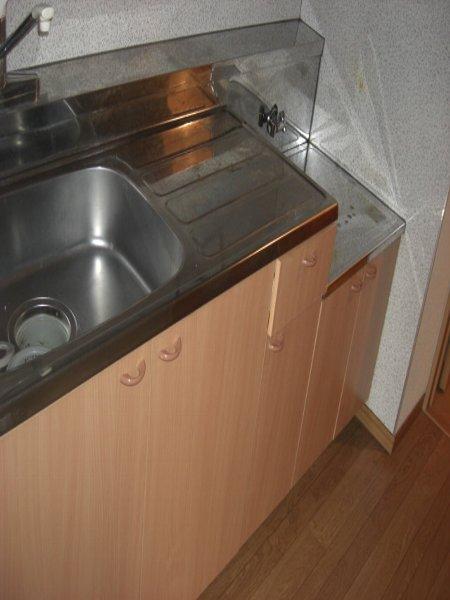 セントラルアベニュー 202号室のキッチン