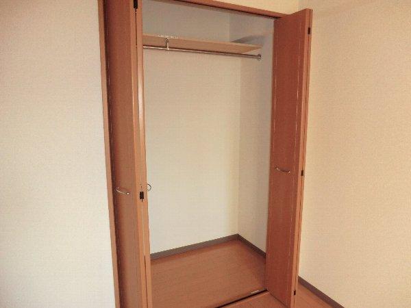 プリミエール JYOJYO 601号室の収納