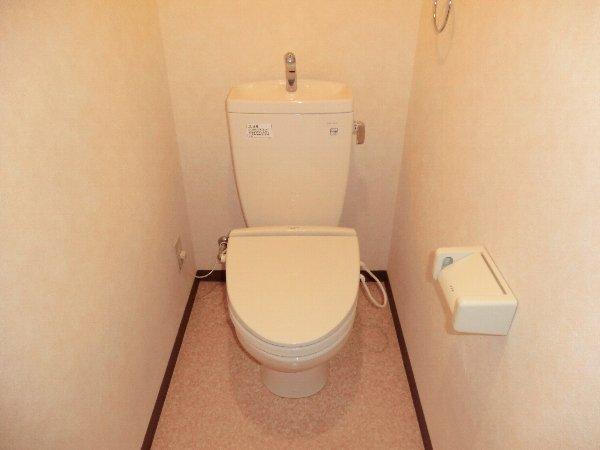 プリミエール JYOJYO 601号室のトイレ
