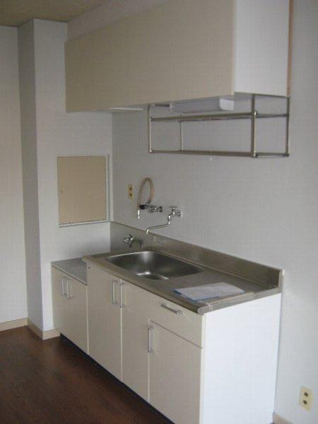柏原農住団地S棟 2D号室のキッチン
