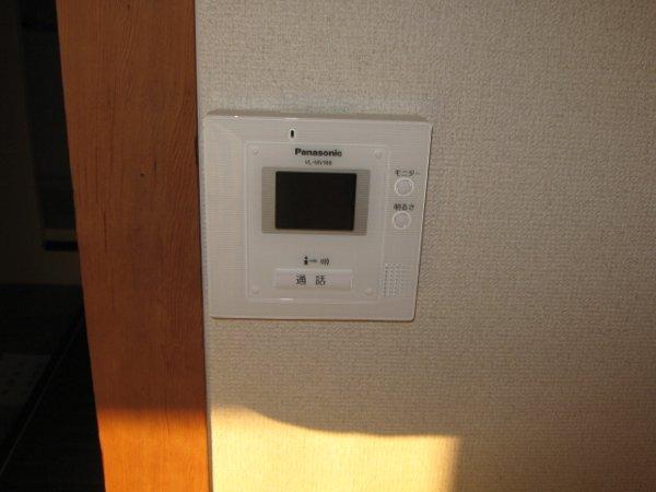 松山コーポ 206号室のセキュリティ