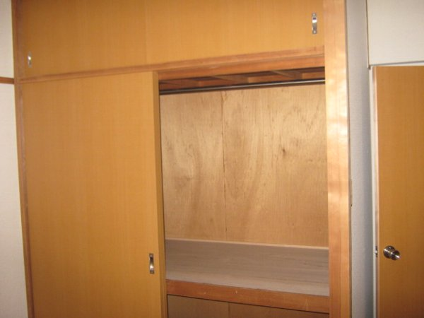 松山コーポ 206号室の収納