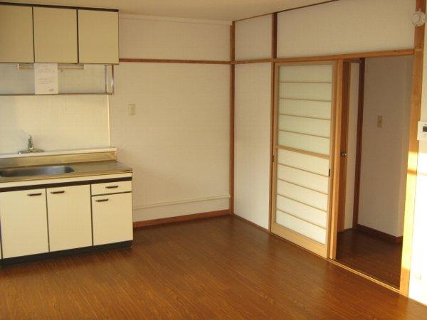 松山コーポ 206号室のその他