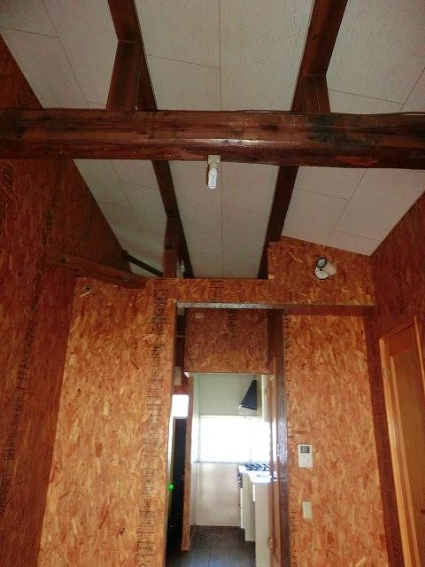 コーポ大島 2A号室のリビング