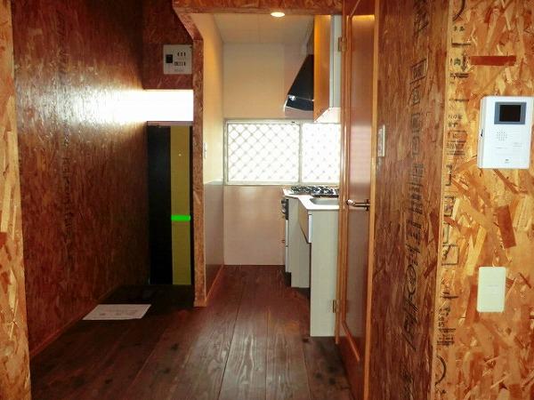 コーポ大島 2A号室のキッチン