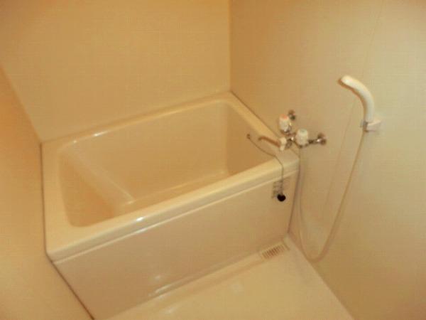 コーポ大島 2A号室の風呂