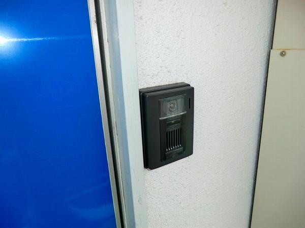 コーポ大島 2A号室のセキュリティ