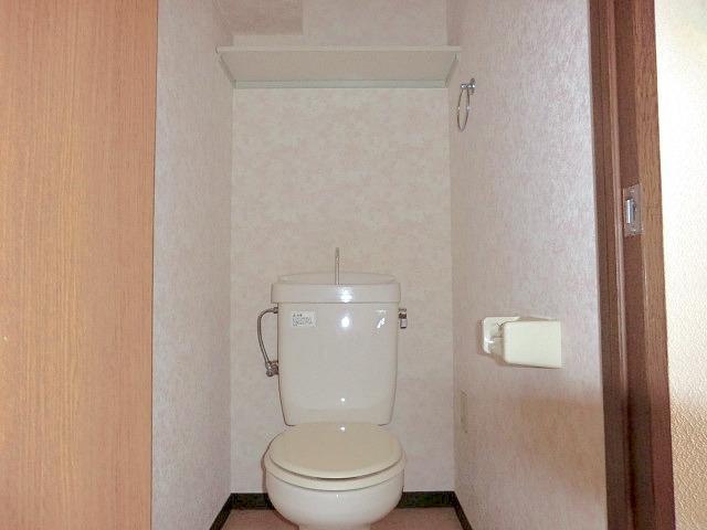 メルヴェーユ小幡Ⅱ 505号室のトイレ