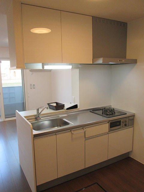 アーク野田 102号室のキッチン