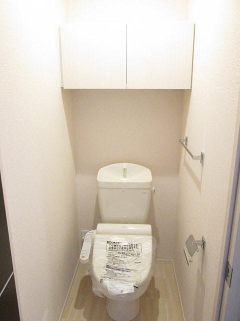 アーク野田 102号室のトイレ