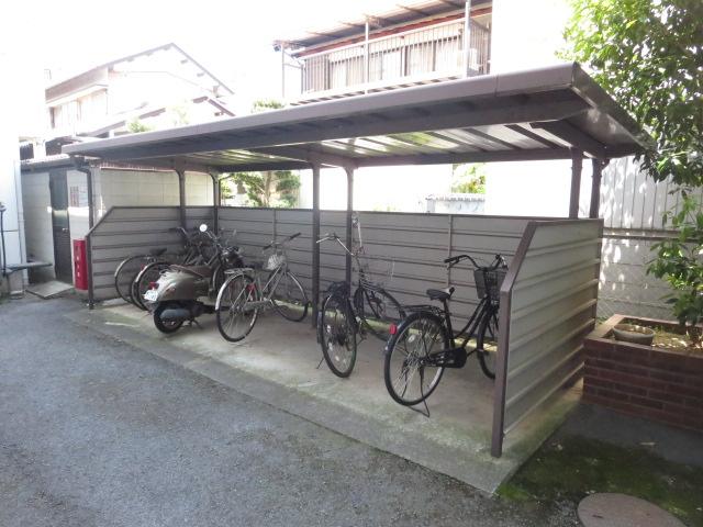 第2サンハイツ戸崎 205号室の設備