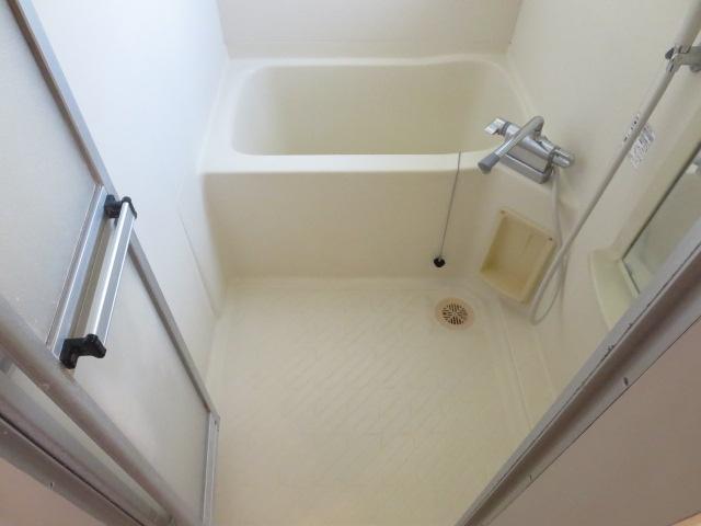 第2サンハイツ戸崎 205号室の風呂